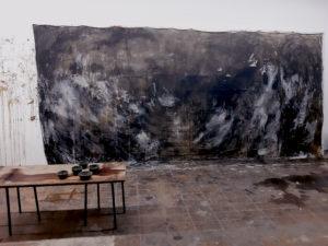 Natuurlijke-pigmenten-Brabants-Landschap.-Monique-van-Gemert-Smulders.-Rozenstraat-Atelier-Fontys-Hoge-school-voor-de-kunsten-Tilburg.-Febr.-2020
